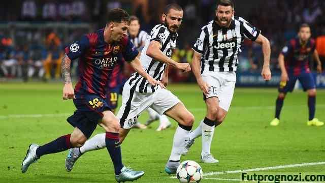 Ювентус – Барселона: Прогнози 22.11.2017